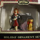 Harry Potter Holiay Ornament Set