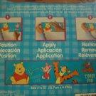 Disney Winnie the Pooh Border Stick-ups