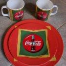 Coca-Cola Melamine Dinnerware