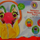 Fisher Price Shimmer Buggy Blossom Plush Purse