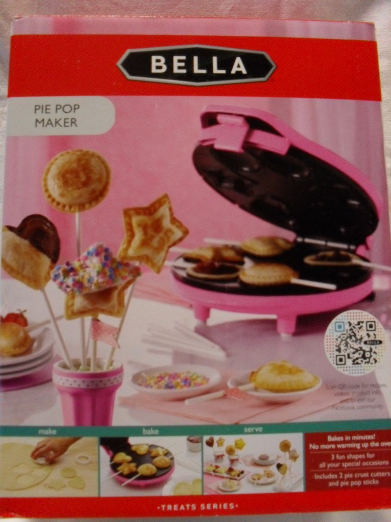bella pie pop maker