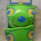 Sunny Patch Kid's Gardening Knee Pads - Frog