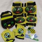 Sunny Patch Kid's Garden Bumblebee Bike Set