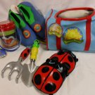 "Sunny Patch Kid's ""Be Good to Bugs"" Gardening Set"
