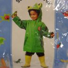 Sunny Patch Kid's Garden Child's Soggy Froggy Raincoat