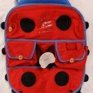 Sunny Patch Kid's Ladybug Backseat Car Organizer