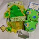 Garden Place Kid's Froggy Toolbelt Set
