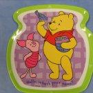 Winnie the Pooh's Melamine Dinnerware Set