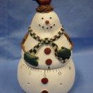 Debbie Mumm Snowman Kitchen Timer