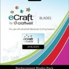 Craftwell eCraft Cutter Machine Replacement Blades 20/Pack