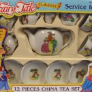 Vintage FairyTale Classics Princess China Tea Set