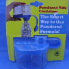 Powdered Milk Container for Pouring into Baby Bottles