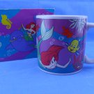 Disney Little Mermaid Collectible Mug