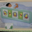 Sincerely Pooh Child Fold-down Bed Rail