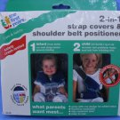 First Years Child Car Strap Covers