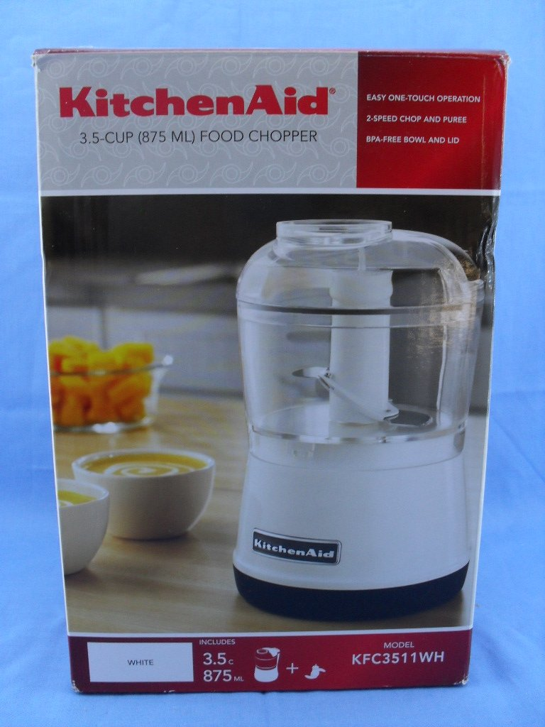 Kitchenaid 3 5 Cup Food Chopper