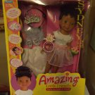 Playmates Amazing Little Friends Sydney Black Doll Mint!