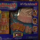 "Playmates Amazing Ally ""Let's Play Ballerina"" Adventure Ware Pack Mint!"