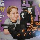 Darice Foamies Deluxe 3-D Foam Pirate Ship Kit