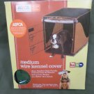 ASPCA Wire Kennel Crate Cover - Medium