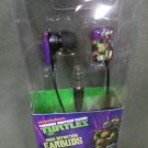 Nickelodeon Teenage Mutant Ninja Turtles HD Earbuds