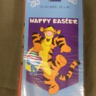 Easter Winnie the Pooh Tigger Decorative Applique Flag
