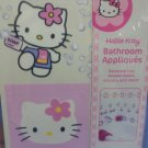 Hello Kitty Tile Appliques Bathroom