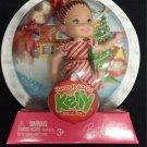 Barbie Happy Holidays Kelly 2007 Candy Cane