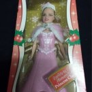 Barbie Happy Holidays Mini Kingdom Nutcracker Princess Clara Ornament