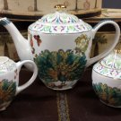 Grace Teaware Peacock Teapot Tea Set