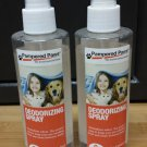Pampered Paws Dog Deodorizing Spray