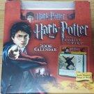 Harry Potter Collectible 2006 Calendar
