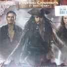 Pirates of the Caribbean Collectible 2008 Calendar