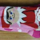 Elf on the Shelf 2 pair Pink Girls Socks