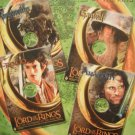 Lord of the Rings 4 CD Cardz Set One
