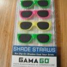 GamaGo Shade Straws