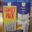 brita Fill & Go Water Filtration Bottle 2 pack