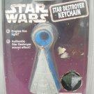 Star Wars Star Destroyer Keychain Tiger Electronics