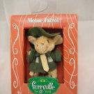 Furryville Moose Patrol Tiny Plush