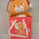 Care Bears Christmas Holiday Tiny Plush Tenderheart Bear