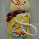 Care Bears Christmas Holiday Tiny Plush Funshine Bear