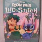 Disney Toon Pals Lilo & Stitch Fun & Adventure DVD Sampler