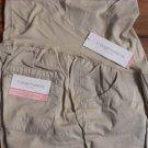 Liz Lange Khaki Straight Leg Maternity Pants Size 8