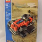 Lego Racers Red Car with Driver 8359