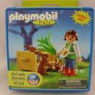Playmobil Pals Girl with Bunnies 4529