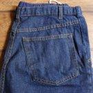 Induetime Denim Knit Front Panel Maternity Jeans Size 14