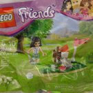 Lego Friends Mini Golf Set with Girl 30203