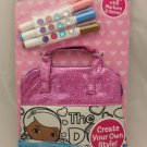 Disney Doc McStuffins Color n' Style Bag Activity Set
