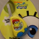 Nickelodeon Spongebob Squarepants Car Key Flip Toy