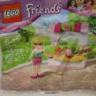 Lego Friends Cupcake Stand with Girl 30113